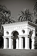 Newport Coast Monument