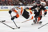Hockey: 20171007 Ducks vs Flyers