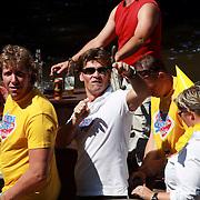 NLD/Amsterdam/20070804 - Gaypride Canalparade 2007, Jeroen van der Boom