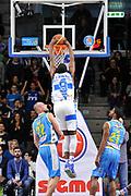 DESCRIZIONE : Campionato 2014/15 Dinamo Banco di Sardegna Sassari - Vanoli Cremona<br /> GIOCATORE : Shane Lawal<br /> CATEGORIA : Schiacciata Controcampo<br /> SQUADRA : Dinamo Banco di Sardegna Sassari<br /> EVENTO : LegaBasket Serie A Beko 2014/2015<br /> GARA : Banco di Sardegna Sassari - Vanoli Cremona<br /> DATA : 10/01/2015<br /> SPORT : Pallacanestro <br /> AUTORE : Agenzia Ciamillo-Castoria / Claudio Atzori<br /> Galleria : LegaBasket Serie A Beko 2014/2015<br /> Fotonotizia : DESCRIZIONE : Campionato 2014/15 Dinamo Banco di Sardegna Sassari - Vanoli Cremona<br /> <br /> Predefinita :
