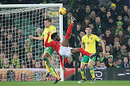 Norwich City v Huddersfield Town 161216