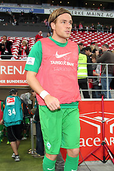 29.10.2011, Coface Arena, Mainz, GER, 1.FBL, Mainz 05 vs Werder Bremen, im Bild.Clemens Fritz (Bremen #8)..// during the 1.FBL, Mainz 05 vs SV Werder Bremen on 2011/10/29, Coface Arena, Mainz, Germany. Foto © nph / Mueller