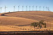 California Wind Turbines