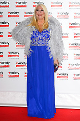 © Licensed to London News Pictures. 18/10/2016. VANESSA FELTZ attends the Variety Showbiz Awards at the Hilton Park Lane Hotel. London, UK. Photo credit: Ray Tang/LNP