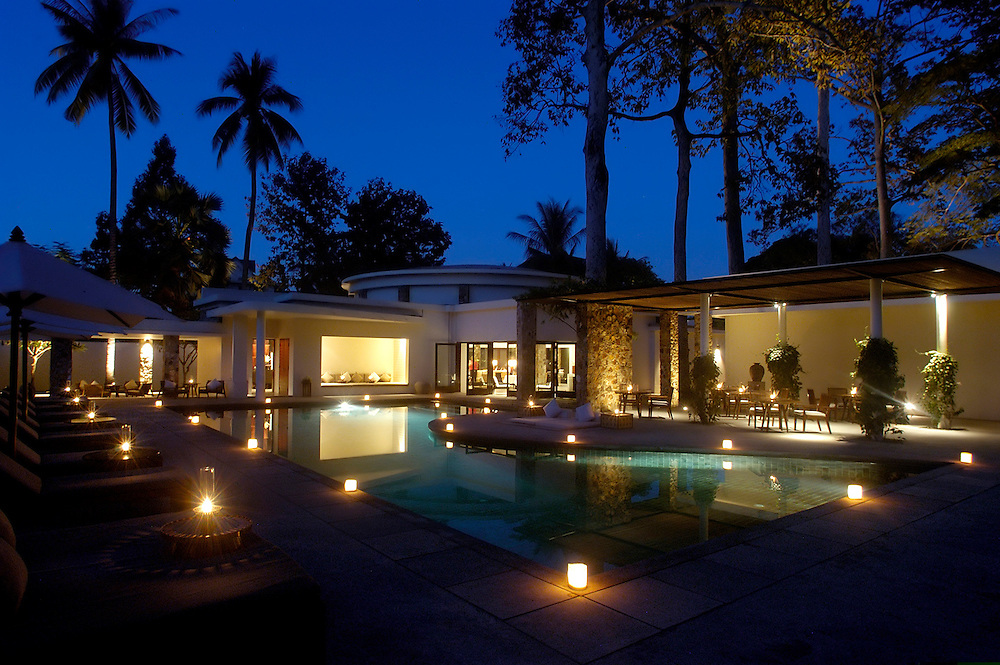Amansara Resort.
