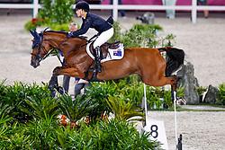 Tops-Alexander Edwina, AUS, Identity Vitseroel, 306<br /> Olympic Games Tokyo 2021<br /> © Hippo Foto - Dirk Caremans<br /> 03/08/2021