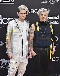 May 1, 2019 - Las Vegas, NV, USA - LAS VEGAS, NEVADA - MAY 01: Singularity and Michael Trewartha of Grey attends the 2019 Billboard Music Awards at MGM Grand Garden Arena on May 01, 2019 in Las Vegas, Nevada. Photo: imageSPACE (Credit Image: © Imagespace via ZUMA Wire)