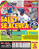 September 15, 2021 - LATIN AMERICA: Front-page: Today's Newspapers In Latin America
