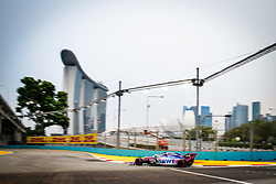September 20, 2019, Singapore, Singapore: Motorsports: FIA Formula One World Championship 2019, Grand Prix of Singapore, .#18 Lance Stroll (CAN, Racing Point F1 Team) (Credit Image: © Hoch Zwei via ZUMA Wire)