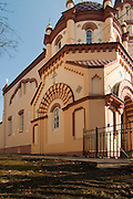 View of Vilnius/ St. Nicholas, Spring 2011