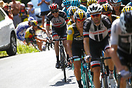 Daniel Martin (IRL - UAE Team Emirates) during the 105th Tour de France 2018, Stage 16, Carcassonne - Bagneres de Luchon (218 km) on July 24th, 2018 - Photo Luca Bettini / BettiniPhoto / ProSportsImages / DPPI