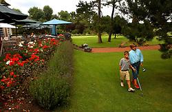 KNOKKE, BELGIUM - JULY-29-2005 -  The Royal-Zoute Golf Club. (Photo © Jock Fistick)