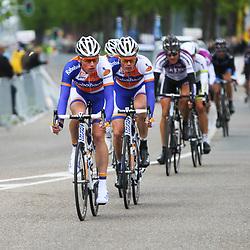 Olympia Tour Noordwijkerhout-Hoofddorp Rabo Development ging in de aanval richting Hoofddorp