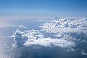 Stratocumulus clouds over ocean