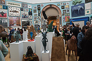 Non Members Varnishing Day, Royal Academy of art Summer Exhibition. Piccadilly. London. 31 Nay 2019