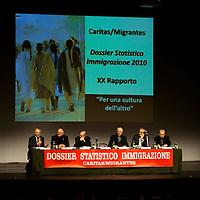 Dossier Immigrazione 2010
