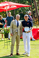 21-07-2018 Pictures of the final day of the Zwitserleven Dutch Junior Open at the Toxandria Golf Club in The Netherlands.21-07-2018 Pictures of the final day of the Zwitserleven Dutch Junior Open at the Toxandria Golf Club in The Netherlands.  Runner Up VAN DER WEELE, Kiet (NL)