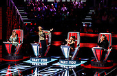 """September 27, 2021 - USA: NBC's """"The Voice"""" - Episode: """"Blind Auditions"""""""