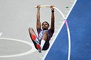 Alioune Sene (FRA) competes in Pole Vault Men during the European Championships 2018, at Olympic Stadium in Berlin, Germany, Day 4, on August 10, 2018 - Photo Photo Julien Crosnier / KMSP / ProSportsImages / DPPI