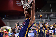 McAdoo James Michael<br /> FIAT Torino - Germani Basket Brescia<br /> Lega Basket Serie A 2018-2019<br /> Torino 24/03/2019<br /> Foto M.Matta/Ciamillo & Castoria