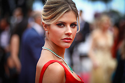 Lala Rudge attends the screening of Oh Mercy! (Roubaix, une Lumiere) during the 72nd annual Cannes Film Festival on May 22, 2019 in Cannes, France. Photo by Shootpix/ABACAPRESS.COM