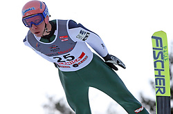Martin Koch of Austria at e.on Ruhrgas FIS World Cup Ski Jumping on K215 ski flying hill, on March 14, 2008 in Planica, Slovenia . (Photo by Vid Ponikvar / Sportal Images)./ Sportida)