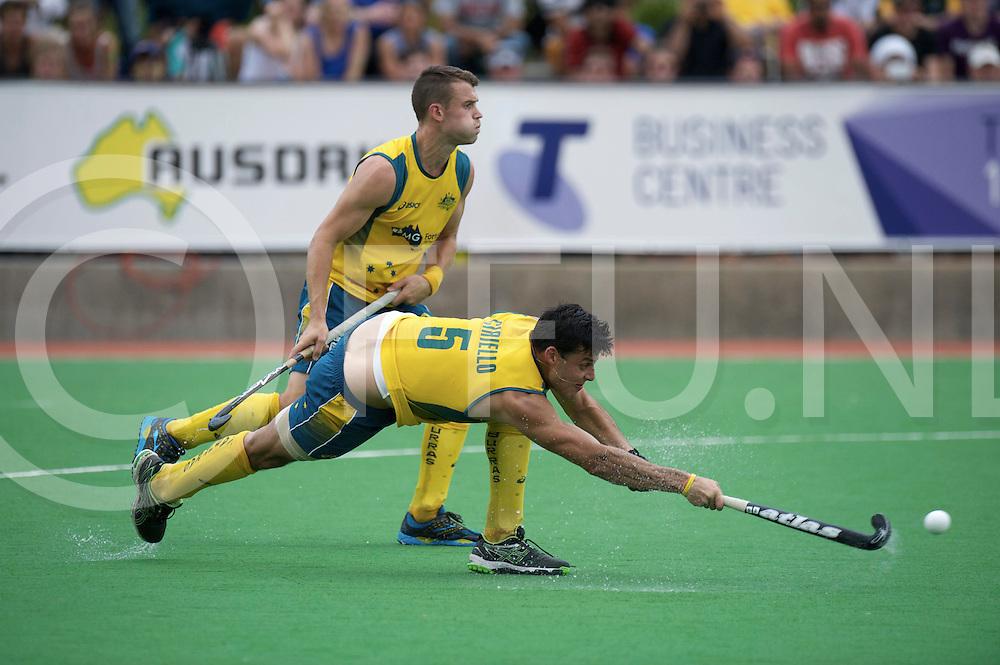 MELBOURNE - Champions Trophy men 2012<br /> India v Austalia <br /> foto: Christopher Ciriello<br /> FFU PRESS AGENCY COPYRIGHT FRANK UIJLENBROEK