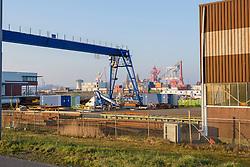 Pernis, Rotterdam, Zuid Holland, Netherlands