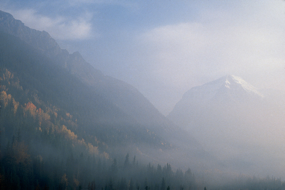 Mount Robson Provincial Park, Alberta, Canada