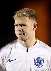 England goalkeeper Aaron Ramsdale