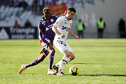 February 24, 2019 - Toulouse, France - 21 FREDERIC GUILBERT  (Credit Image: © Panoramic via ZUMA Press)