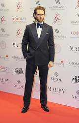 The Global Gift Gala Red Carpet, Wednesday 17th May 2017<br /> <br /> Craig McGinlay arrives on the red carpet<br /> <br /> The Global Gift Gala is a unique international initiative from the Global Gift Foundation, a charity founded by Maria Bravo that is dedicated to philanthropic events worldwide; to help raise funds and make a difference towards children and women across the globe.<br /> <br /> Charities benefiting from the 2017 Edinburgh Global Gift Gala include the  Eva Longoria Foundation, which aims to improve education and provide entrepreneurial opportunities for young women;  Place2Be which provides emotional and therapeutic services in primary and secondary schools, building children's resilience through talking, creative work and play; and the Global Gift Foundation with the opening of their first 'CASA GLOBAL GIFT', providing medical treatments and therapy for children affected by rare disease.<br /> <br /> (c) Aimee Todd | Edinburgh Elite media