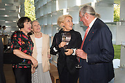 ALICE RAWSTHORN; EMILY KING; NICOLETTA FIORUCCI;;GIOVANNI RUSSO, Party  to celebrate Julia Peyton-Jones's  25 years at the Serpentine. London. 20 June 2016