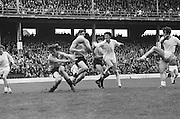 08.08.1971 Football All Ireland Junior Semi Final Mayo Vs Tyrone..Senior Team?