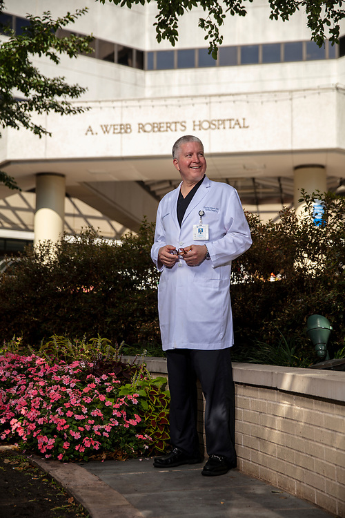 Dr. Roberts July, 31 Dallas, TEXAS – (Photo by Shannon Faulk)