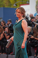 Actress Emily Watson at the gala screening for the film Everest and opening ceremony at the 72nd Venice Film Festival, Wednesday September 2nd 2015, Venice Lido, Italy.
