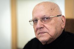 20 April 2019, Jerusalem: Patriarch Emeritus Michel Sabbah, Latin Patriarchate of Jerusalem.