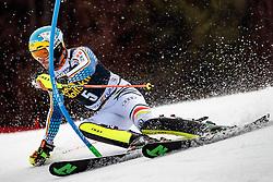 05.03.2017, Podkoren, Kranjska Gora, SLO, FIS Weltcup Ski Alpin, Kranjska Gora, Slalom, Herren, 1. Lauf, im Bild Felix Neureuther (GER) // Felix Neureuther of Germany in action during his 1st run of men's Slalom of FIS ski alpine world cup at the Podkoren in Kranjska Gora, Slovenia on 2017/03/05. EXPA Pictures © 2017, PhotoCredit: EXPA/ Johann Groder