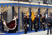 Inauguration of dutch King Willem Alexander on King's day 2013