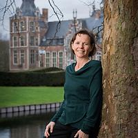 Leuven, Belgium 28 January 2014<br /> Professor Ann Van Loey.<br /> Photo: Ezequiel Scagnetti