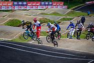 2021 UCI BMXSX World Cup<br /> Round 4 at Bogota (Colombia)<br /> 1/8 Final<br /> ^me#380 DE SOUZA FILHO, Anderson Ezequiel (BRA, ME) <br /> ^me#997 SCHAUB, Philip (GER, ME) Zulu<br /> ^me#155 KLESHCHENKO, Evgeny (RUS, ME) Chase, Team_RUS