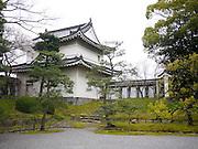 Japan, Honshu, Kyoto Nijo jo castle