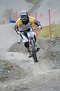 UCI World Cup DHI, round 3, Leogang, Austria. June 17/18. 2010