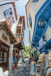 Glossa, Skopelos, Sporades Islands, Greece