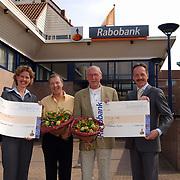 Prtijsuitreiking Rabobank Huizen, open dag