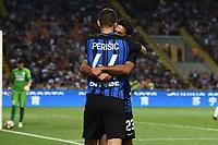 esultanza gol Eder gaol celebration con Persic<br /> Milano 28-05-2017, Stadio Giuseppe Meazza, Football Calcio 2016/2017 Serie A, Inter-Udinese, Foto Image Sport/Insidefoto