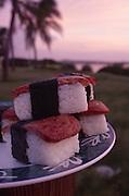 Spam Musubi, Hawaii<br />
