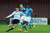 Joseph Minala Lazio, Amadou Diawara Napoli,<br /> Napoli 05-11-2016  Stadio San Paolo <br /> Campionato Serie A Napoli - Lazio<br /> Foto Cesare Purini / Insidefoto