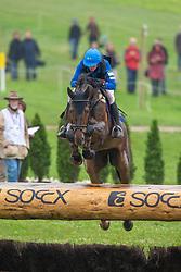 Donckers Karin (BEL) - Fletcha van't Verahof<br /> CICO 3* Cross Country Test<br /> CHIO Aachen 2013<br /> © Dirk Caremans