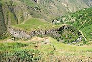 Armenia, The landscape around Garni temple